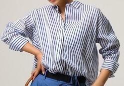 シャツ シルク26%