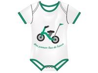 55オフィシャルベビー服自転車