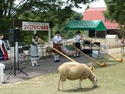 アルプス音楽団2012六甲山
