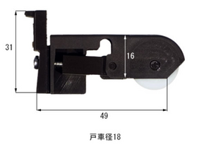 BMPU164 寸法