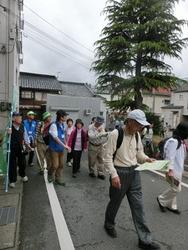 城下町山崎を歩く