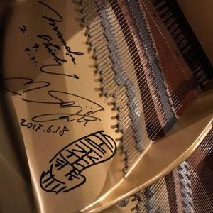 多田さんのサイン・・・と