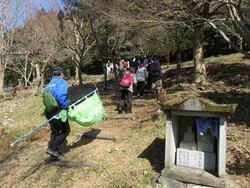 神福寺八十八カ所霊場巡りin市民の森