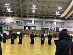 2019後志地方剣道大会