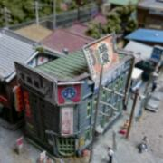 旧市街の中心(A center of old city)