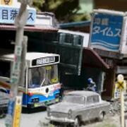 おお、琉球バスだ(Ryukyu bus)