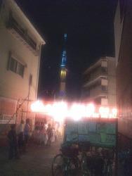 2013秋祭り(自宅前)