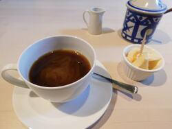 カフェドあじゅーる コーヒー