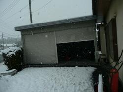 雪と社外ステップ!! 013.JPG