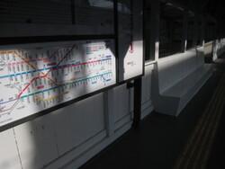 ☆沼部駅でー2.JPG