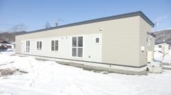 さらに平成26年に追加整備され完成した住宅