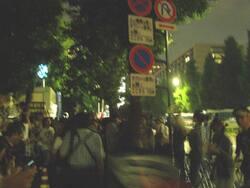 抗議集会c