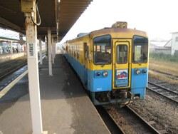 由利高原鉄道IMG_5563