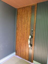 2号棟玄関ドア