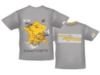 23オフィシャルTシャツキッズコースマップ