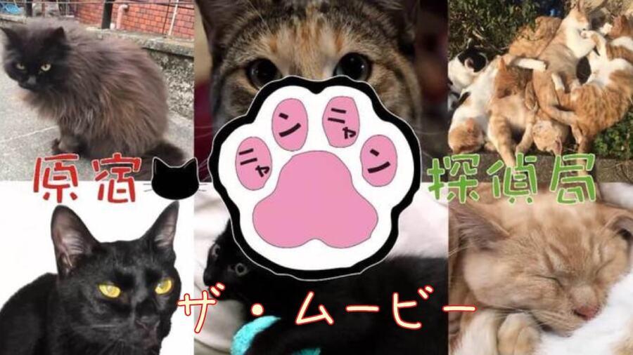 原宿ニャンニャン探偵局(ムービー)