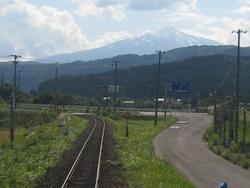 由利高原鉄道 IMG_5622