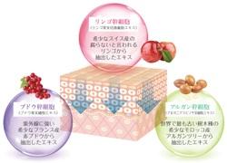 3つの植物幹細胞
