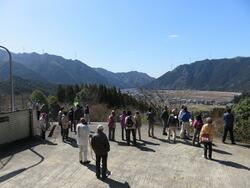 タンク山からの眺望