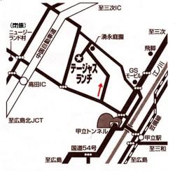 テージャスmap