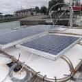 ソーラーシステム2系統24ボルト