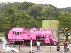 ピンクのSL1