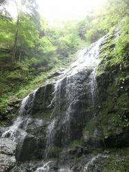 飛龍の滝4