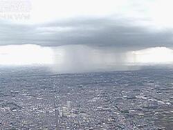 ヘリから撮った!1時間に60ミリの集中豪雨の「柱」20060814-00000031-ann-soci-thumb-00