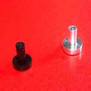 GPz900R ビレットメータートリップリセットボタン!!