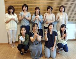 茶杓削り講習会3