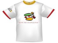 24オフィシャルTシャツキッズ3賞