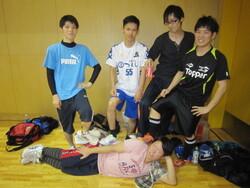 宮内さんチーム