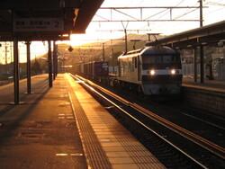 新所原駅で IMG_3359