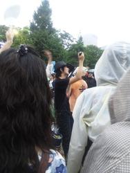 国会抗議行動8-30e