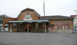 Nishi-Kiryu_station