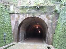 1)宇津の谷明治隧道 IMG_3293