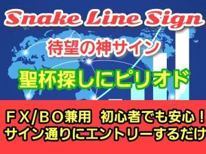 スネークラインサイン②
