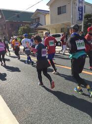 マラソン2018 1