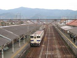 八代駅で IMG_6081
