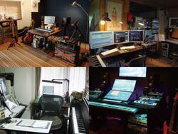 作曲家の部屋