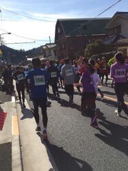 マラソン2018