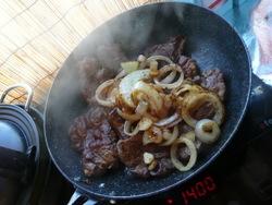 ステーキ調理!! 076.JPG