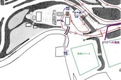 200912タカタ本部周り芝生回避