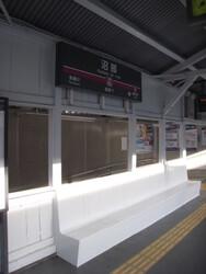 ☆沼部駅で-4.JPG