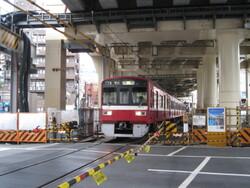 地上駅さようなら京急蒲田 044.JPG