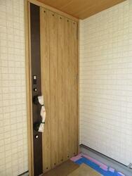 3号棟玄関ドア