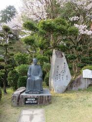 柳田国男像