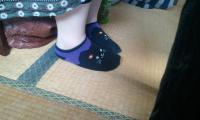 2011-07-30 よーこちゃん靴下20110805224326.jpg