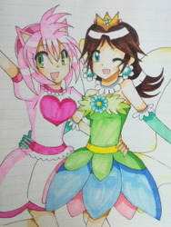 デイジー姫とエミー フィギュアスケート☆.jpg