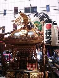 神田三崎神社祭り
